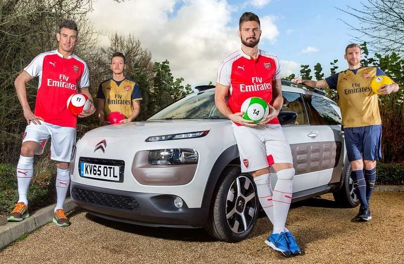 Arsenal Citroen