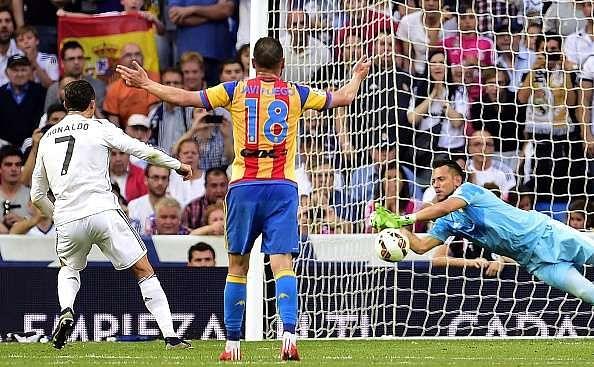 Best penalty savers Europe Diego Alves