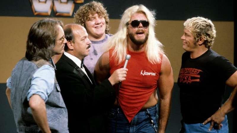 WWE Hall of Famers The Fabulous Freebirds