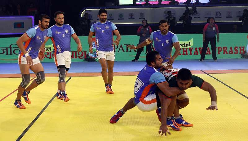 Kabaddi World Cup 2016, India vs Argentina Preview: Match Prediction, Time, Venue, Playing Squads & Live Match Telecast info