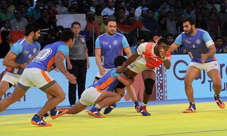 India Kabaddi World Cup 2016