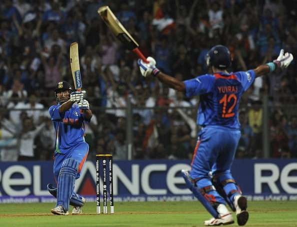 Natwest Trophy To 2011 World Cup Five Times Yuvraj Singh Rocked Odi Cricket The New Indian Express