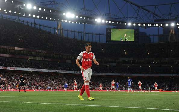 Stats: Mesut Ozil is the assist king of the Premier League; best ever in the history
