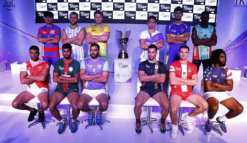 Kabaddi World Cup 2016 Meet The Captains And Coaches Of The 12 Teams