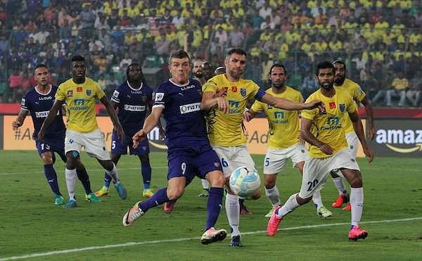 Chennaiyin FC vs Kerala Blasters