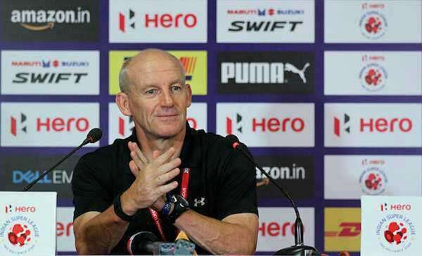 ISL 2016: Kerala Blasters manager Steve Coppell proud of his team's performance against FC Pune City