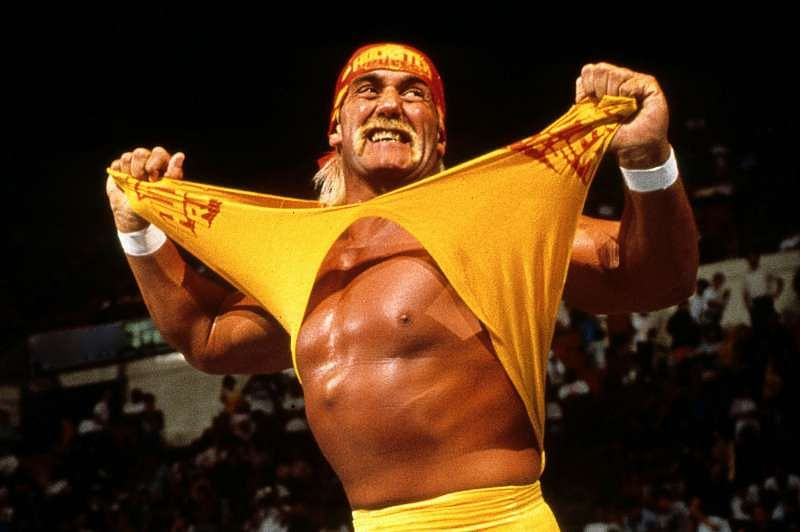 Hulkamania was the rage throughout the 80s