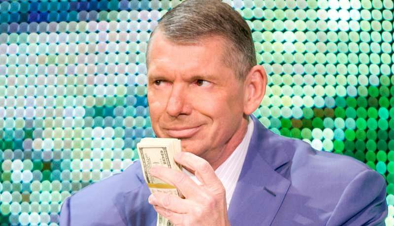 Vince McMahon's financial journey has seen several ups and downs
