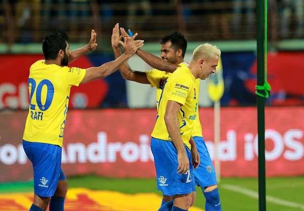 Kerala Blasters vs Mumbai City FC, ISL 2016