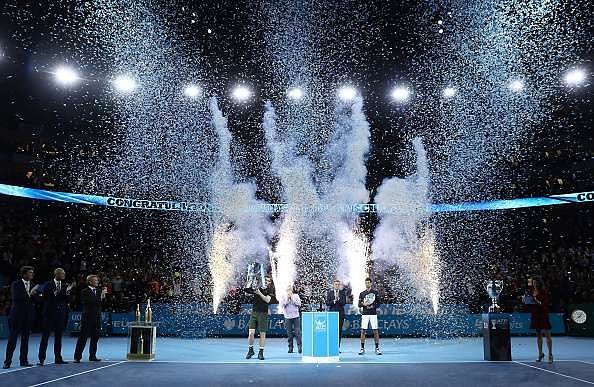 Andy Murray wins ATP World Tour Finals 2016, finishes as year-end World No. 1