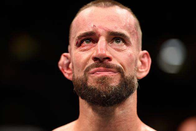 Ever wonder why Punk would quit and enter the octagon?