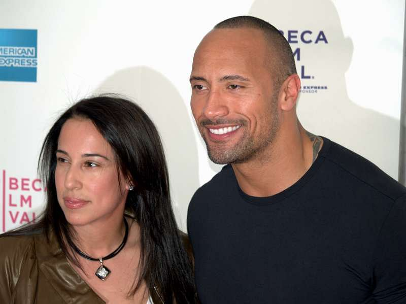 Dany Garcia and The Rock still have a working relationship