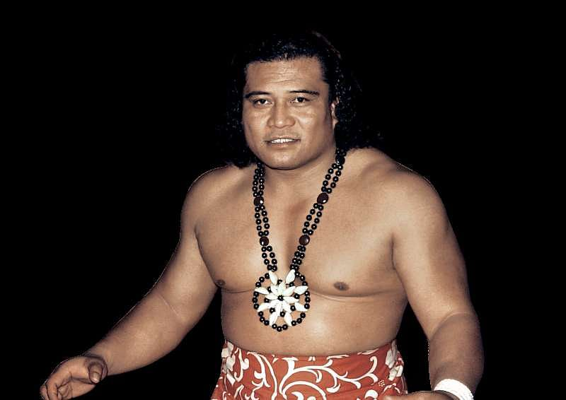 The Heart and soul of the Samoan Wrestling family