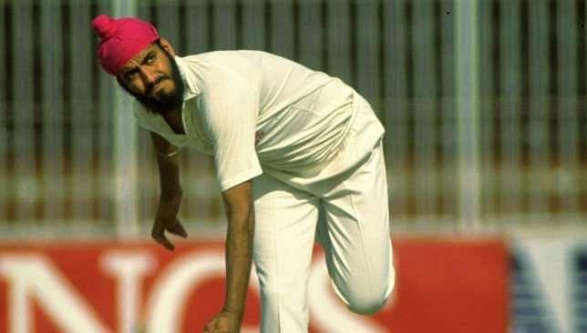 Maninder Singh during his playing days (Image Credit: Sport360)