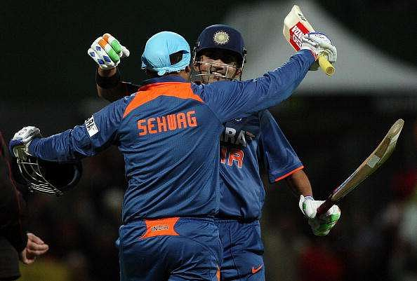 No numbers can stop the mighty Sehwag