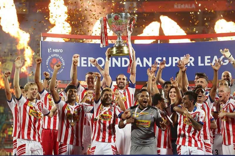 ATK ISL 2016 Champions