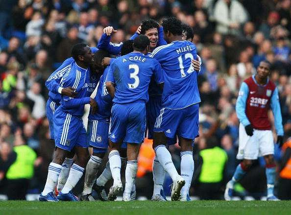 Chelsea thought they had it won after Michael Ballack scored late