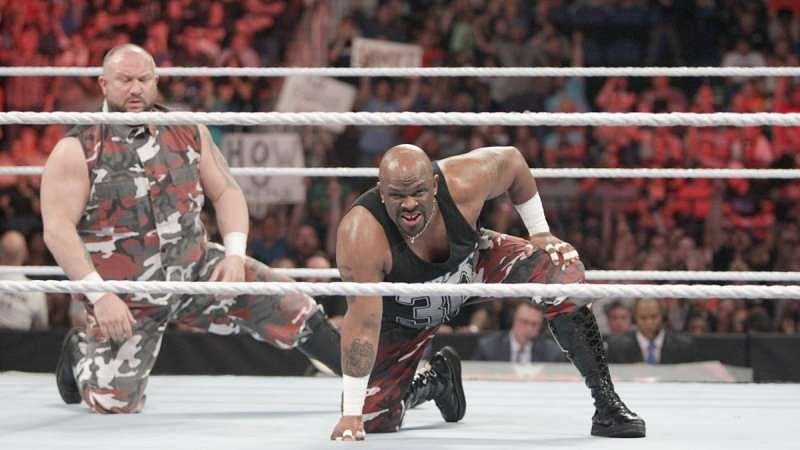 The legendary duo of Bubba Ray Dudley and D-Von Dudley