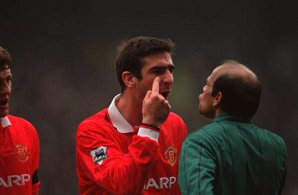 Eric Cantona led a famous United comeback in one of the greatest Boxing day fixture till date Robbie Keane's potential came to the fore ina riveting en