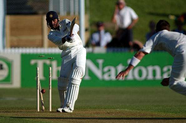 India New Zealand Hamilton 2002