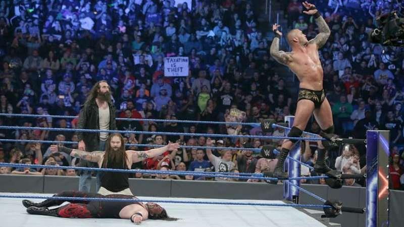 WWE News: Randy Orton on working with The Wyatt Family