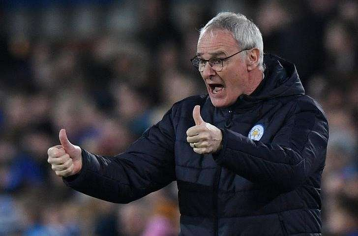 Britain Football Soccer - Everton v Leicester City - FA Cup Third Round - Goodison Park - 7/1/17 Leicester City manager Claudio Ranieri Reuters / Anthony Devlin Livepic