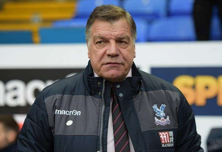 Britain Football Soccer - Bolton Wanderers v Crystal Palace - FA Cup Third Round - Macron Stadium - 7/1/17 Crystal Palace manager Sam Allardyce Action Images via Reuters / Paul Burrows Livepic/Files