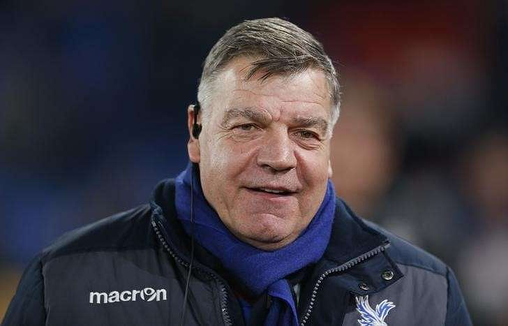 Britain Football Soccer - Crystal Palace v Bolton Wanderers - FA Cup Third Round Replay - Selhurst Park - 17/1/17 Crystal Palace manager Sam Allardyce Action Images via Reuters / Matthew Childs Livepic