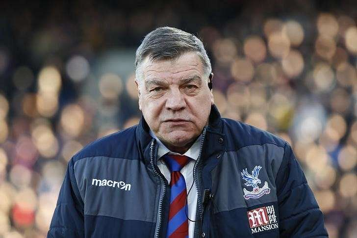 Britain Soccer Football - Crystal Palace v Everton - Premier League - Selhurst Park - 21/1/17 Crystal Palace manager Sam Allardyce Reuters / Stefan Wermuth Livepic