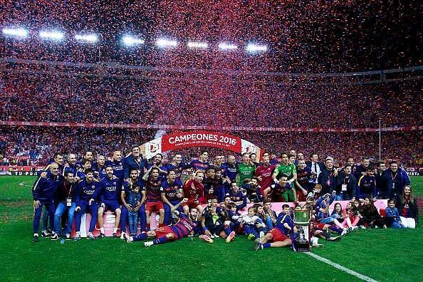 Copa del Rey 2016/17: Quarterfinal draw hands Barcelona ...