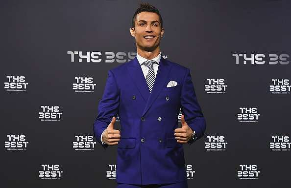 Cristiano Ronaldo Crowned The Best Fifa Men S Player For 2016