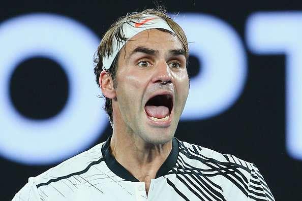 Australian Open 2017: Roger Federer defeats Kei Nishikori in mammoth five-setter