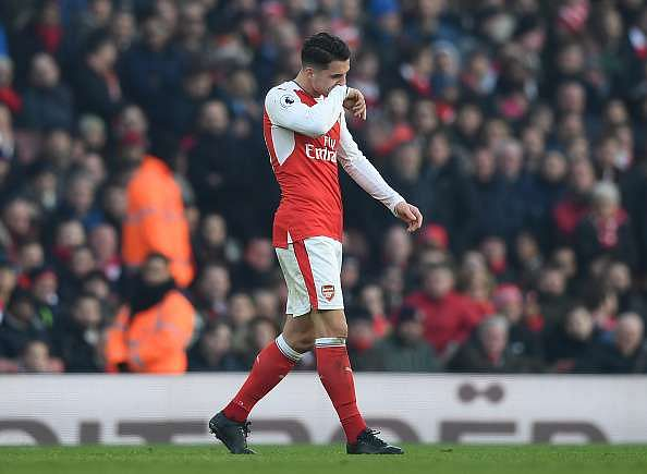 Granit Xhaka's absence could derail Arsenal title bid just as they were gaining steam