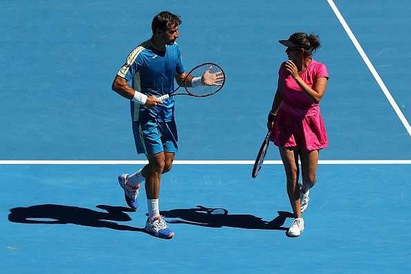Australian Open 2017: Sania Mirza/Ivan Dodig in mixed doubles finals