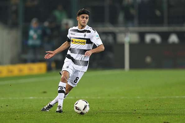 Transfer Rumour: Barcelona to rival Liverpool for German youngster Mahmoud Dahoud