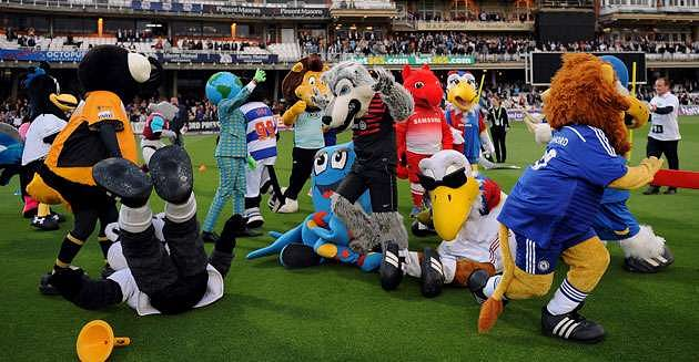 5 Most Popular Club Football Mascots