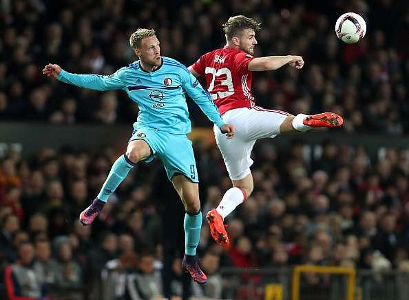 Jose Mourinho wants Manchester United to sell Luke Shaw