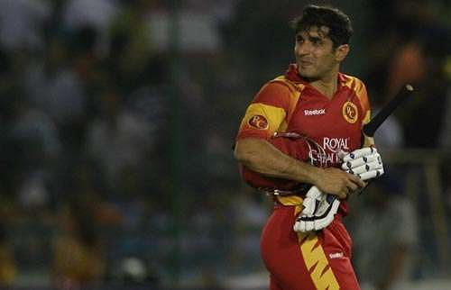 RCB bought Misbah-ul-Haq after his World T20 2007 heroics