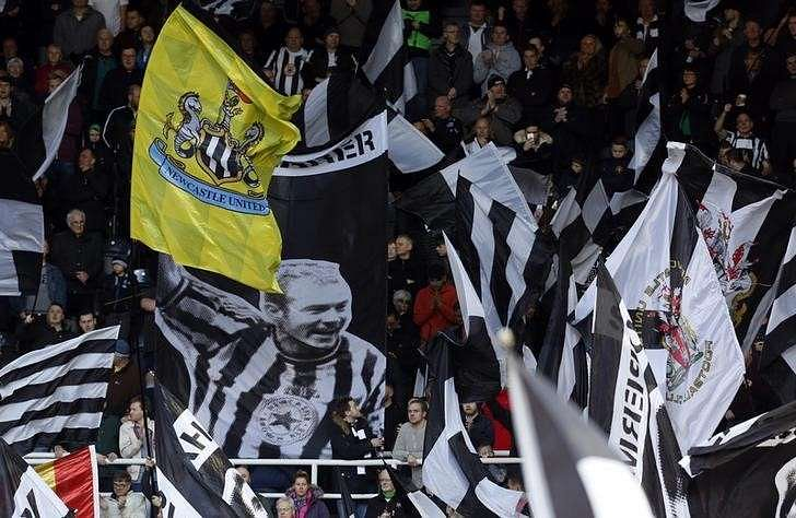 Britain Football Soccer - Newcastle United v Derby County - Sky Bet Championship - St James