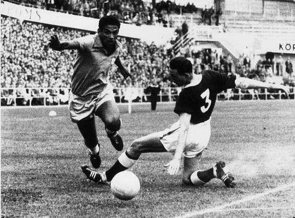 The King of the Dribble, Garrincha
