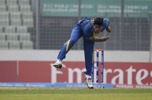 Lahiru Kumara is a promising youngster