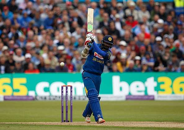Tharanga played a blinder, opening the innings in the fourth ODI