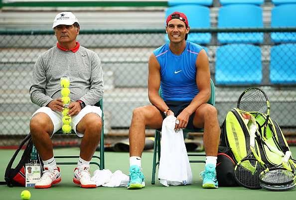 Rafael Nadal Did Not Know About Toni Nadal Split Until Public Interview