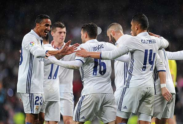 Ir al circuito paracaídas vida  Rumour: Real Madrid on the verge of signing record breaking sponsorship  deal with Under Armour