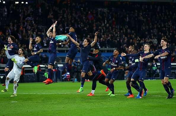 Uefa Champions League 2016 17 Paris Saint Germain 4 0 Barcelona Player Ratings
