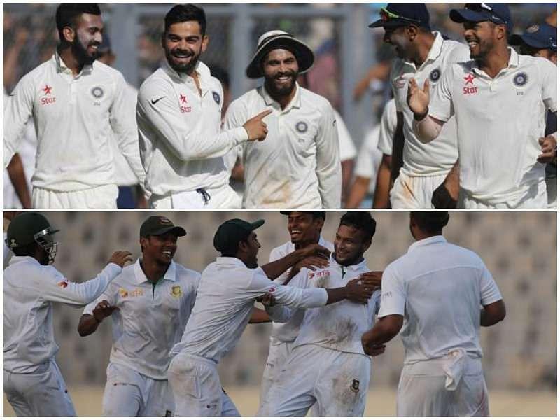 India Bangladesh Test