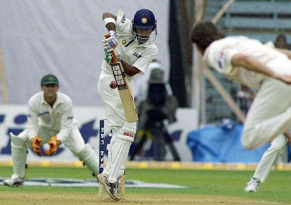 Gautam Gambhir - Mumbai, November 2004