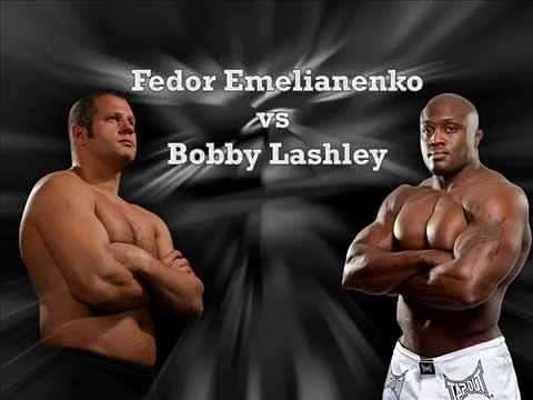 Bobby Lashley Major WWE Title Match Canceled?