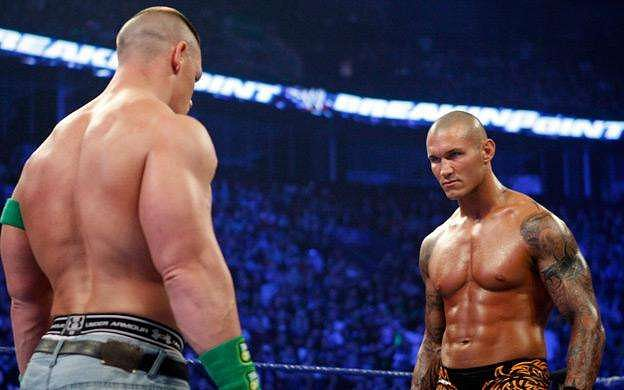 Page 5 - John Cena vs Randy Orton: Top 5 best singles matches