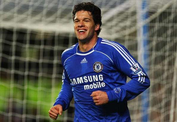 Michael Ballack  The Curse of the Runners-Up